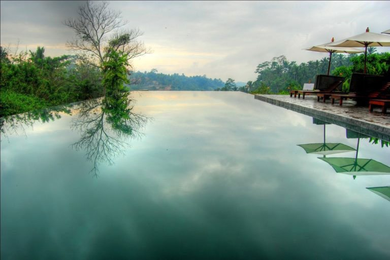 Alila Ubud Pool – Bali, Indonesia- best pools in the world