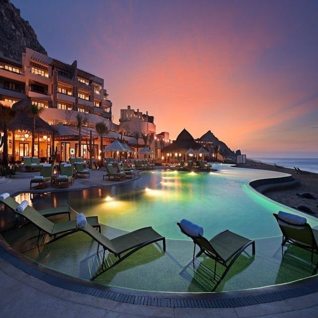 Capella Pedregal Resort - Cabo San Lucas, Mexico