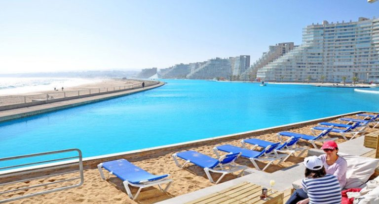 San Alfonso Del Mar Resort Pool - Algarrobo, Chile