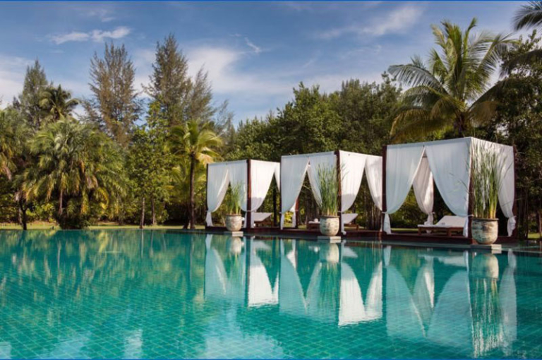 The Sarojin Pool Thailand