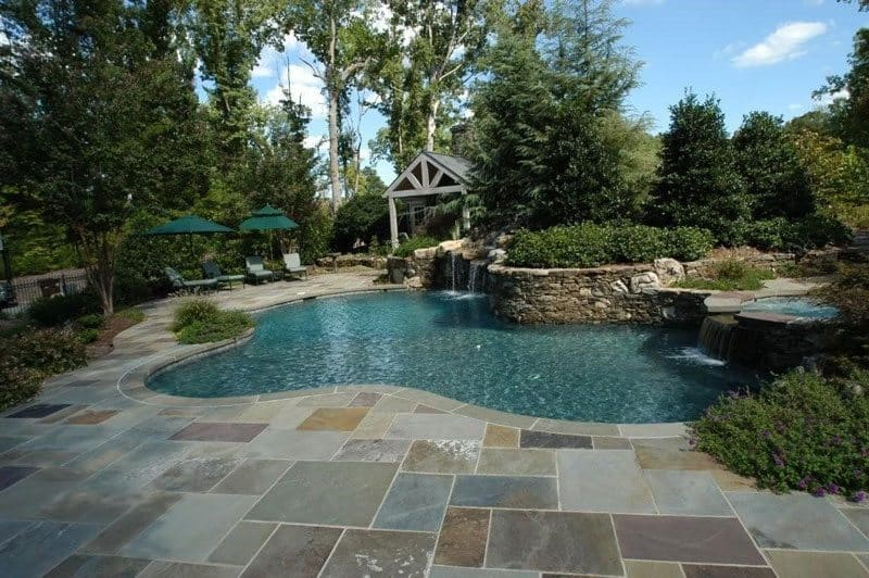 pool-with-patterened-stone-decking